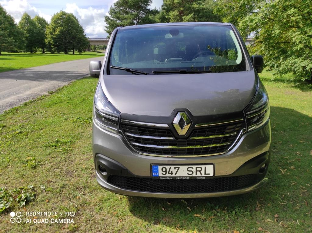 Renault trafic 2019 1