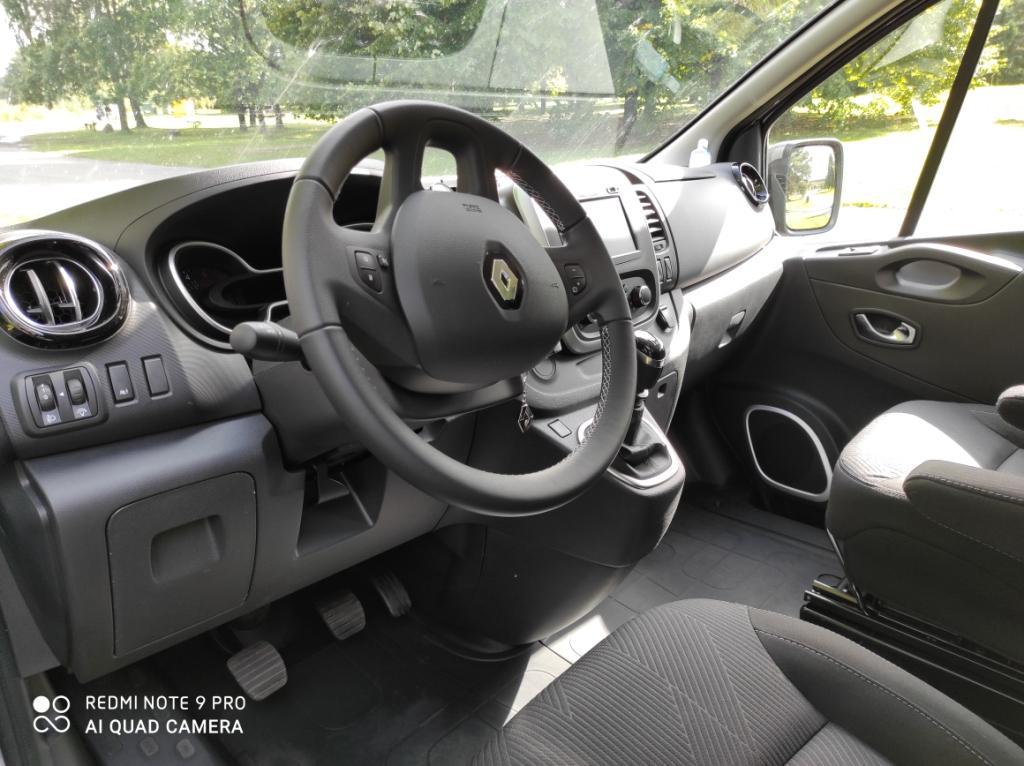 Renault trafic 2019 2
